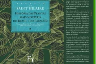 História das plantas mais notáveis do Brasil e do Paraguai