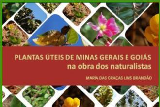Plantas Úteis de Minas Gerais e Góias