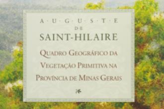 Quadro geográfico da vegetação primitiva da Província de Minas Gerais